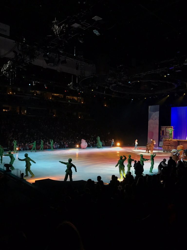 Toy Soldiers at Disney on Ice Worlds of Enchantment