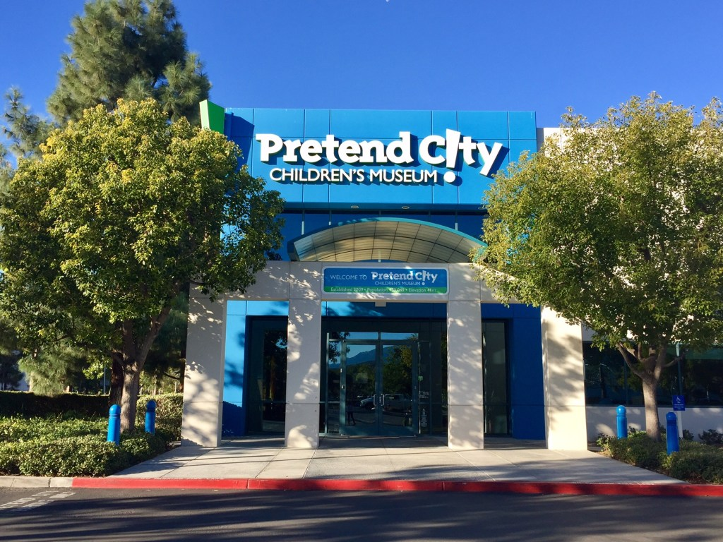 Welcome to Pretend City