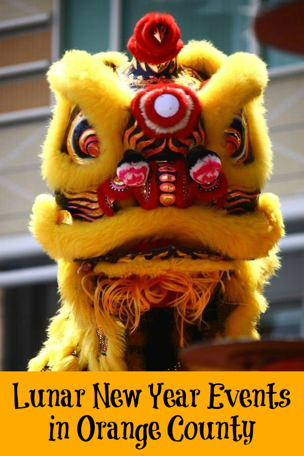 2017 Lunar New Year Events in Orange County