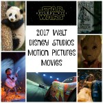 2017 Walt Disney Studios Motion Pictures Movies
