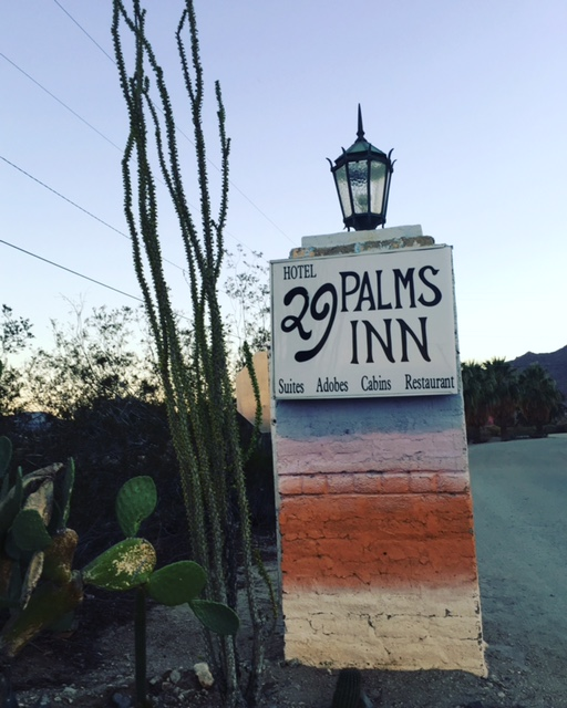 29 Palms Inn in Joshua Tree