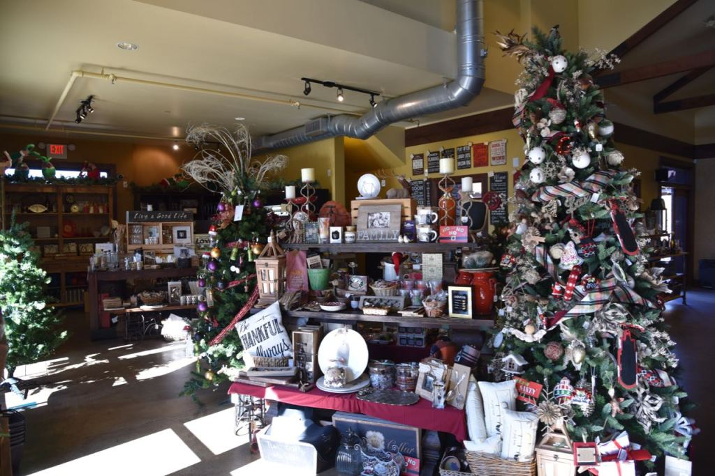Boutique shopping at Lorimar Winery in Temecula