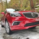 Mother-Daughter Road Trip in a Buick Envision