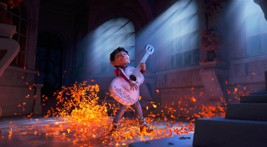 COCO Disney Pixar Movie