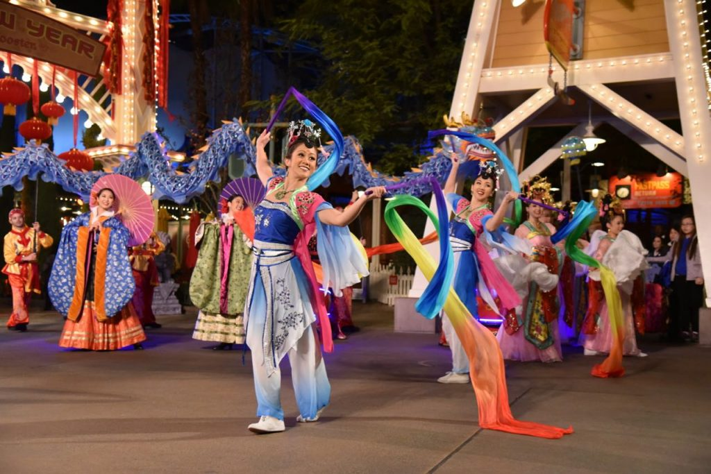 Celebrating the Lunar New Year at Disneyland