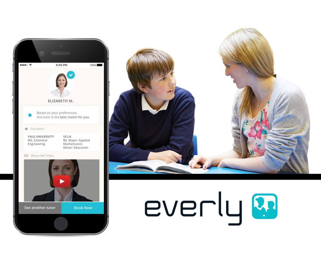 Everly Tutoring App