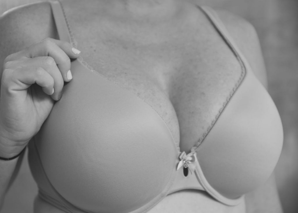 Finding the perfect bra following a breast lift