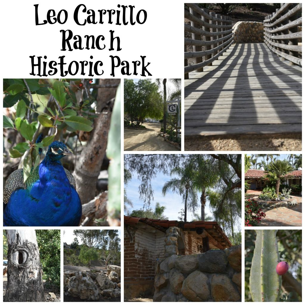 Leo Carrillo Ranch Historic Park in Carlsbad