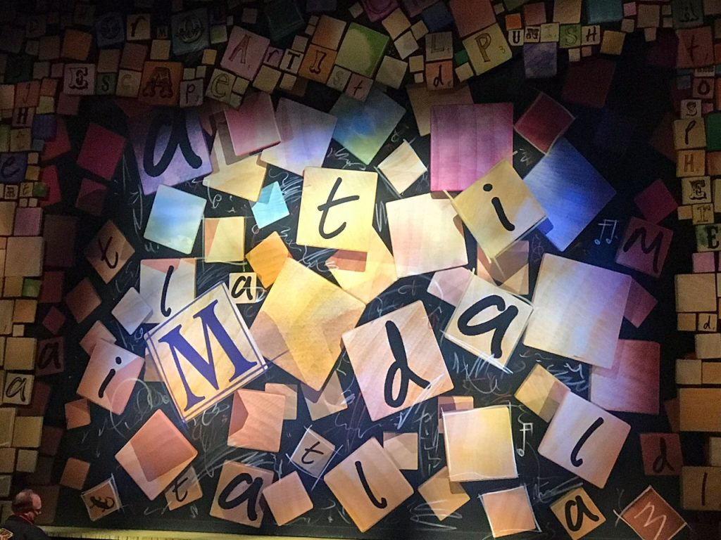Matilda at the Segerstrom Center