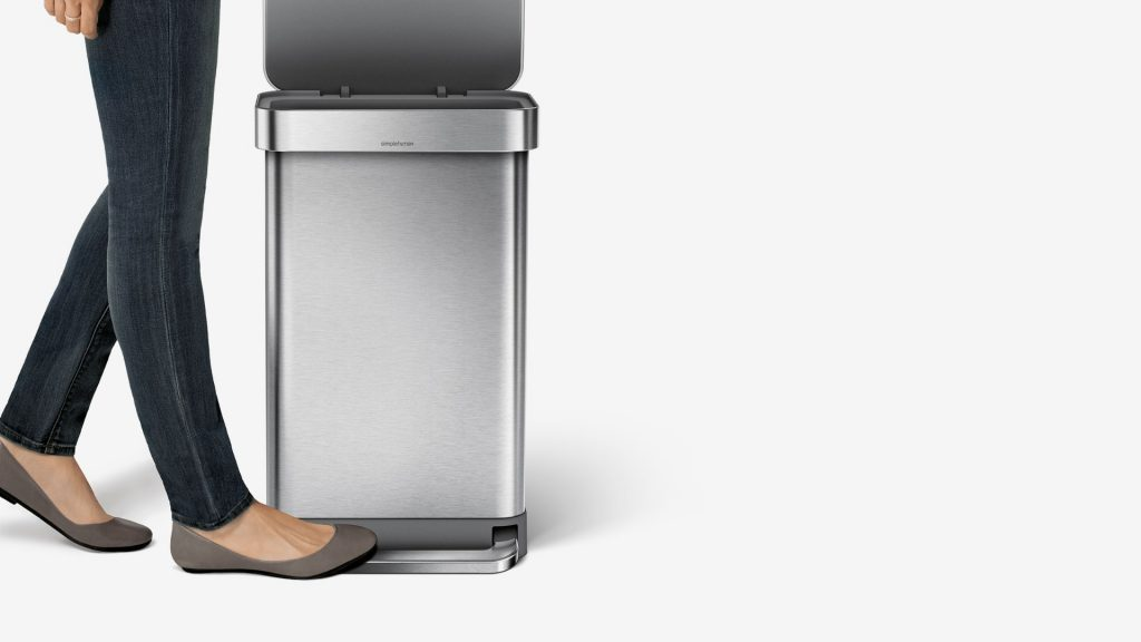 Simplehuman home trash and recycling system