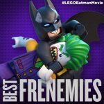 Action and Adventure in The Lego Batman Movie