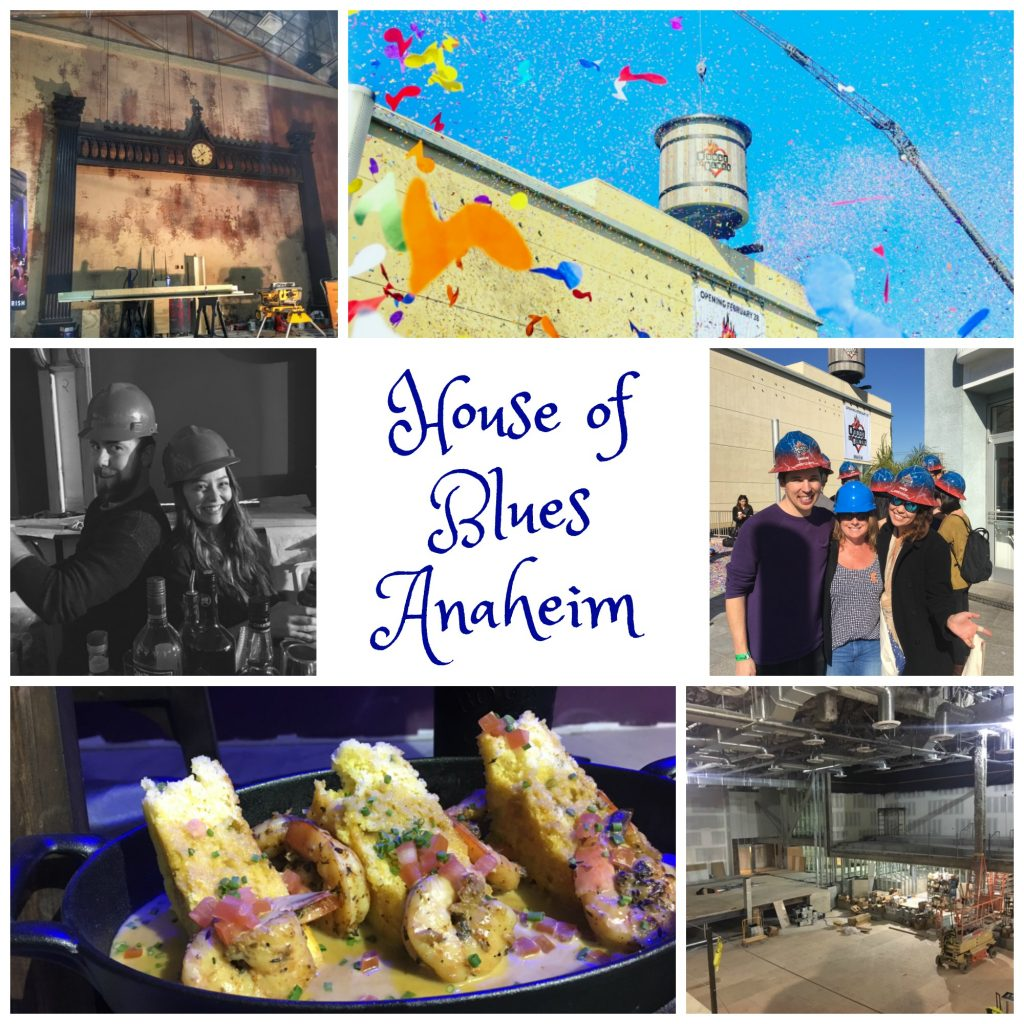 House of Blues in Anaheim California