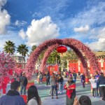 Lunar New Year Memories at Universal Studios