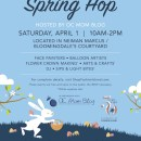 You're Invited: Fashion Island Spring Hop