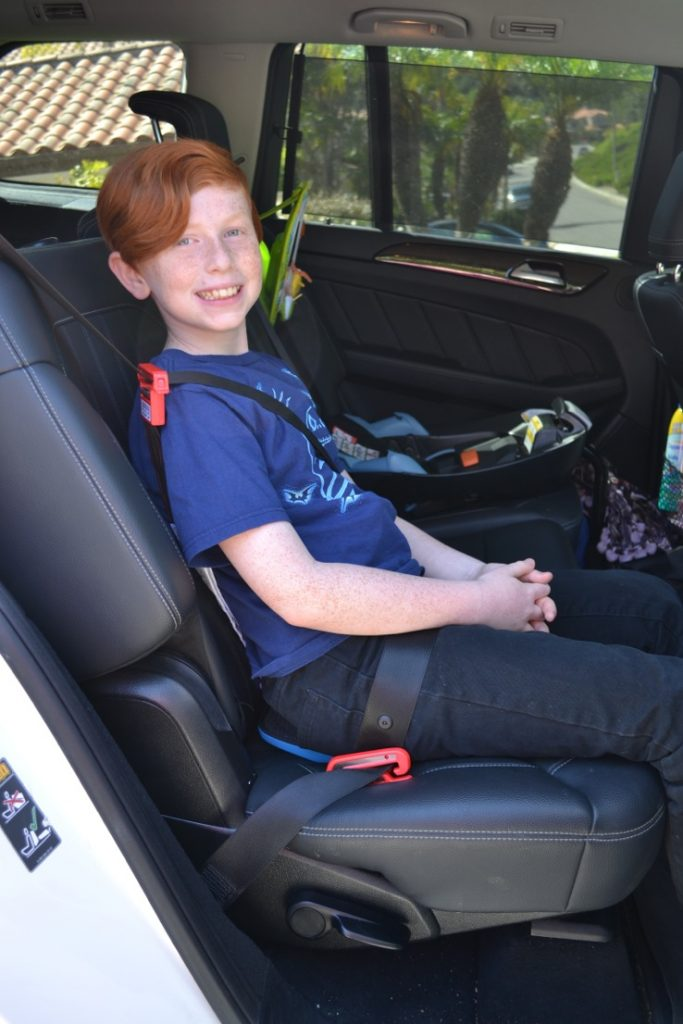 Simplifying Carpooling With The Mifold Booster Seat
