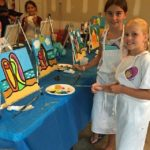 Summer Art Classes by the Sea