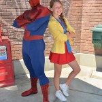 DIY Spider-Man Homecoming DisneyBounding