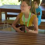 Learning to Play the Ukulele at the Ka'anapali Beach Hotel