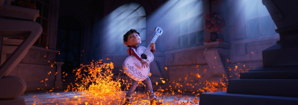 Disney-Pixar's COCO: A Story about Family & Culture