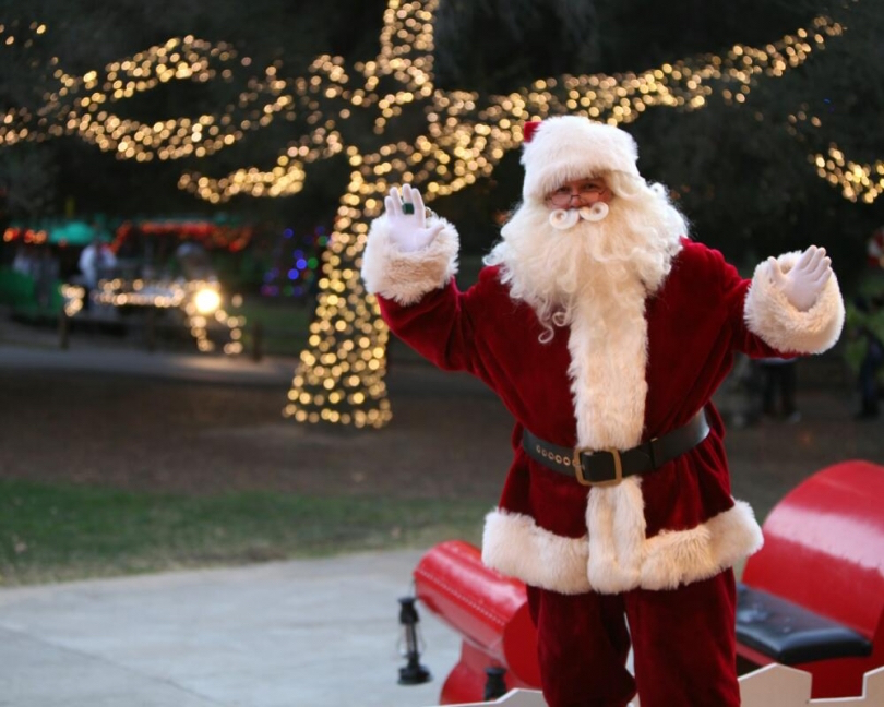 Irvine Park Railroad's 22nd Annual Christmas Train + Giveaway | OC ...