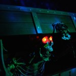 Pirates of the Caribbean themed Haunted House