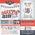 You're Invited: Barks of Love Bash