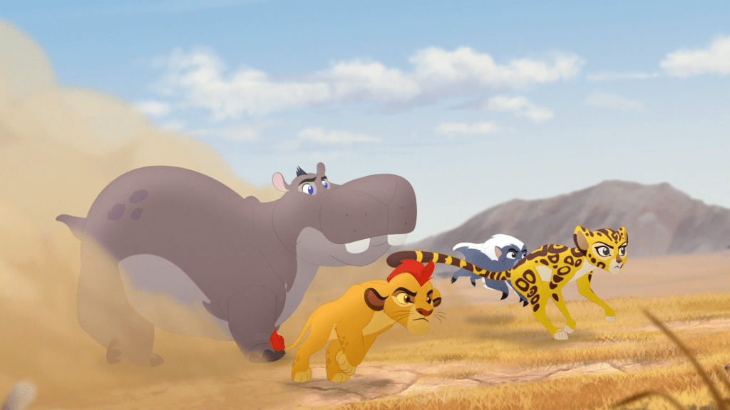 Four Things Kids Will Learn From The Lion Guard The Rise Of