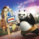 "Universal Studios Hollywood's all-new attraction DreamWorks Theatre featuring ""Kung Fu Panda: The Emperor's Quest"""