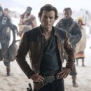 Alden Ehrenreich on Being Han Solo and Getting to Fly the Millennium Falcon