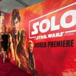 World Premiere of Solo: A Star Wars Story