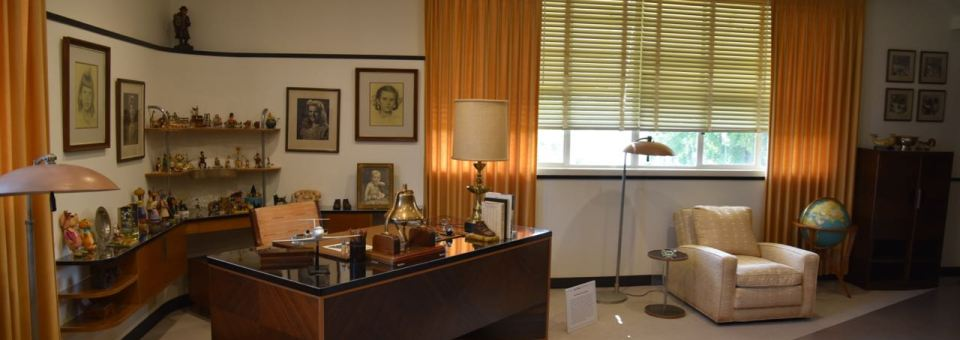 Walking in Walt's Footsteps: A Photo Tour of Walt Disney's Office