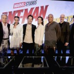 Talking with the Cast of Ant-Man and The Wasp