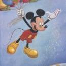 Mickey Mouse's 90th Birthday Portrait Revealed