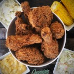 Celebrate National Fried Chicken Day at Georgia's at the Anaheim Packing House