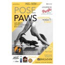 You're Invited: Pose for Paws Yoga Event