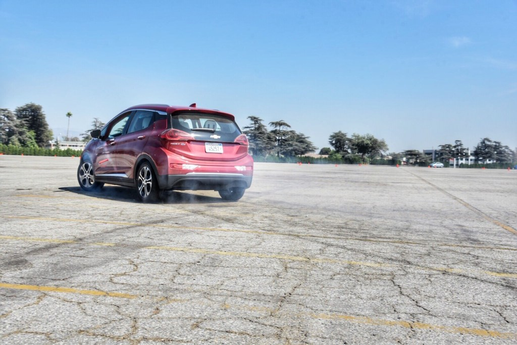 An Electric Vehicle Powerful Enough To Autocross Oc Mom Blog