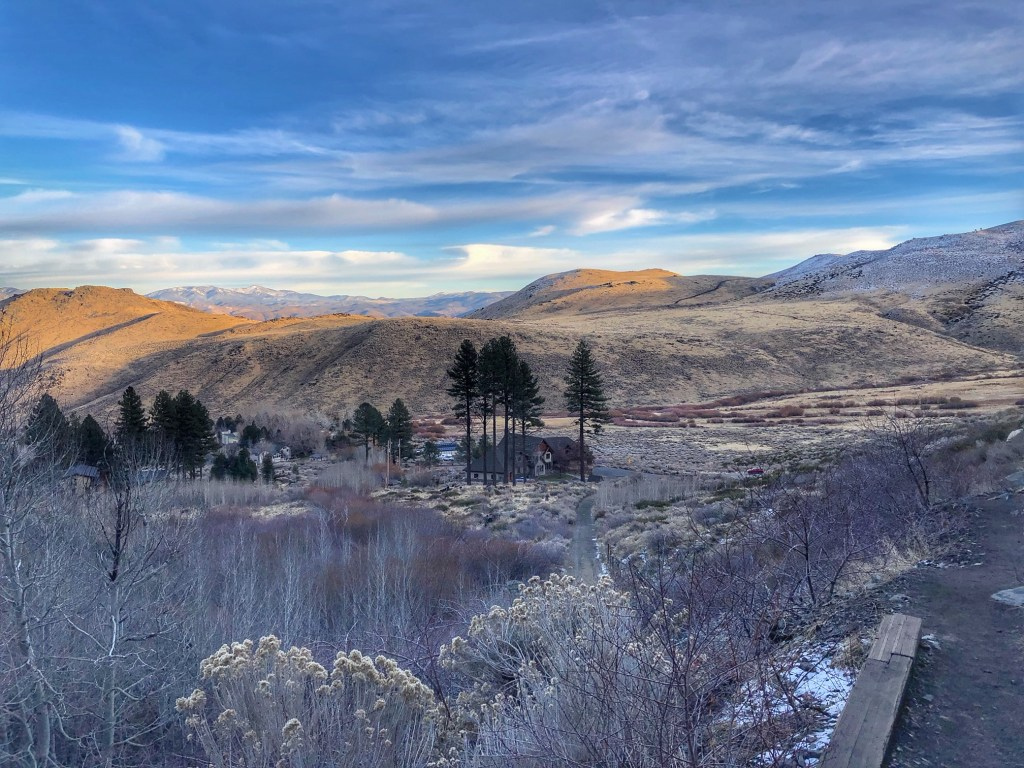 Best hike for families in Carson Valley