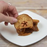 Cinnamon Butterscotch Pears Chip Recipe