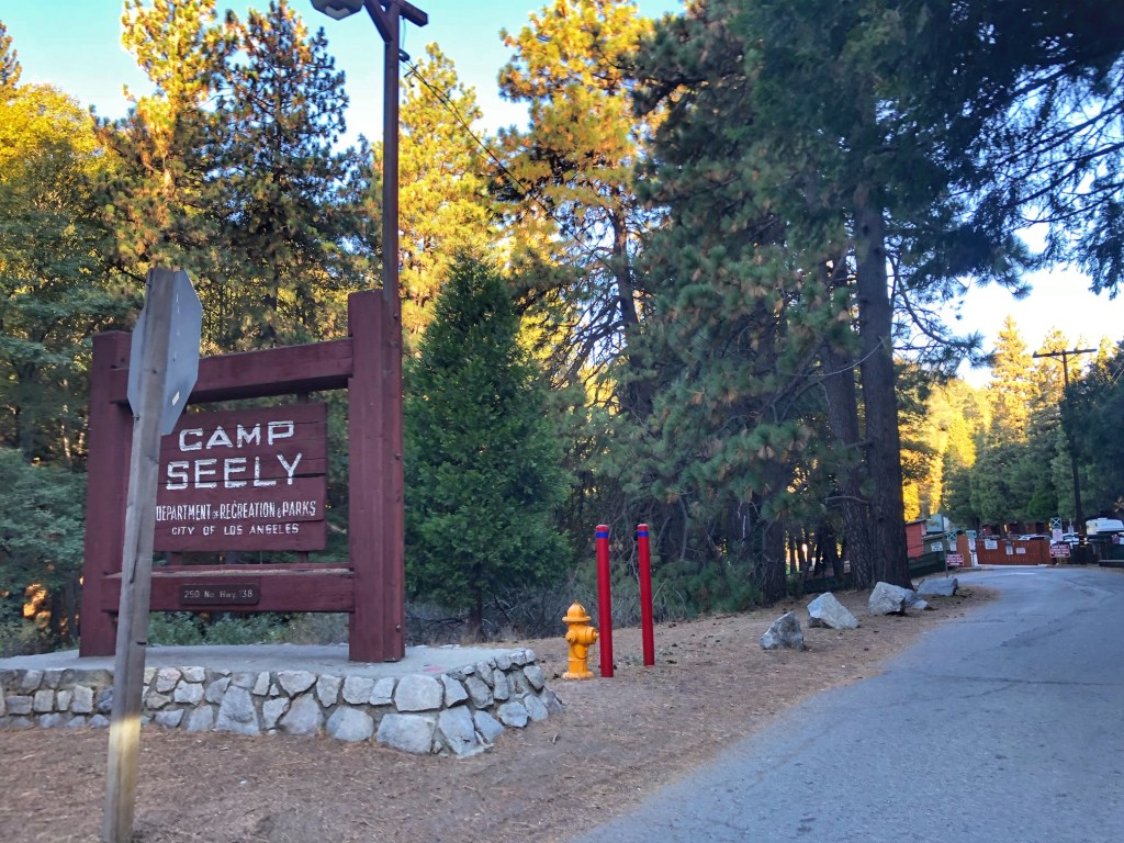 Camp Seely in Crestline