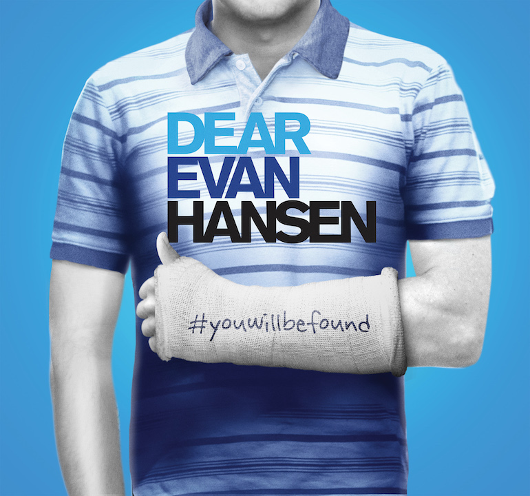 Dear Evan Hansen in Orange County at the Segerstrom Center for the Arts