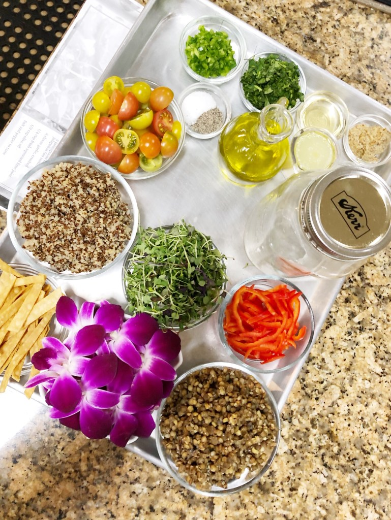Fresh Melissa's Produce Ingredients