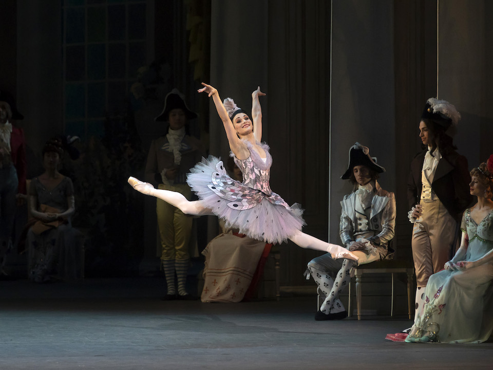 The American Ballet Theatre presents the Harlequinade Ballet at the Segerstrom Center for the Arts