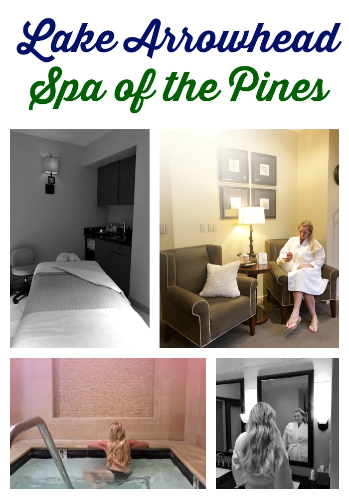 Lake Arrowhead Spa of the Pines