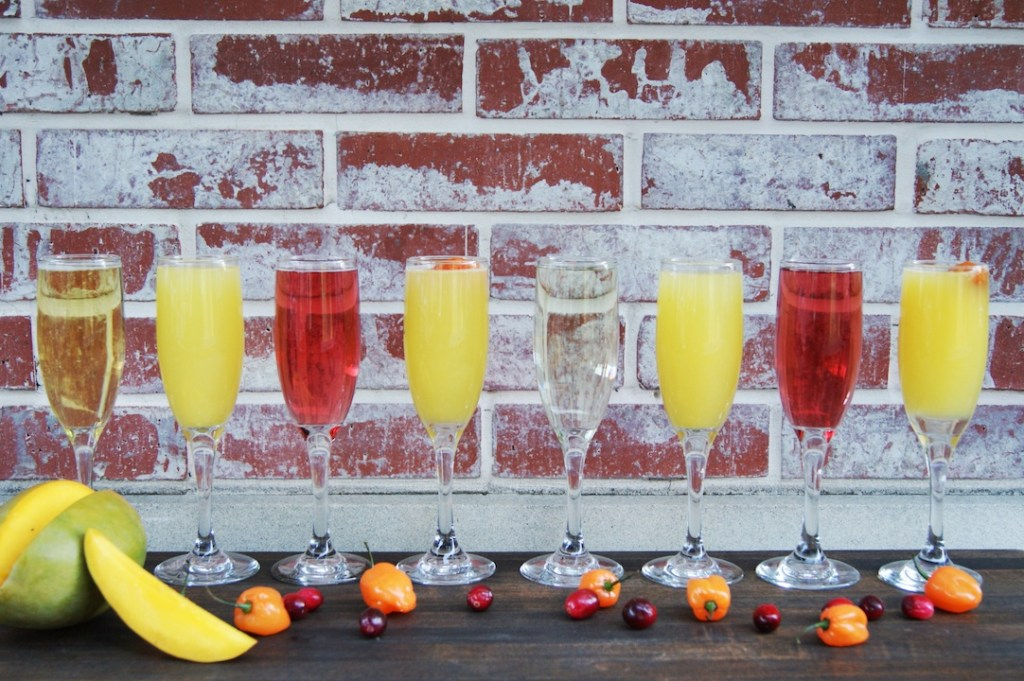 Mimosa's at Ways and Means