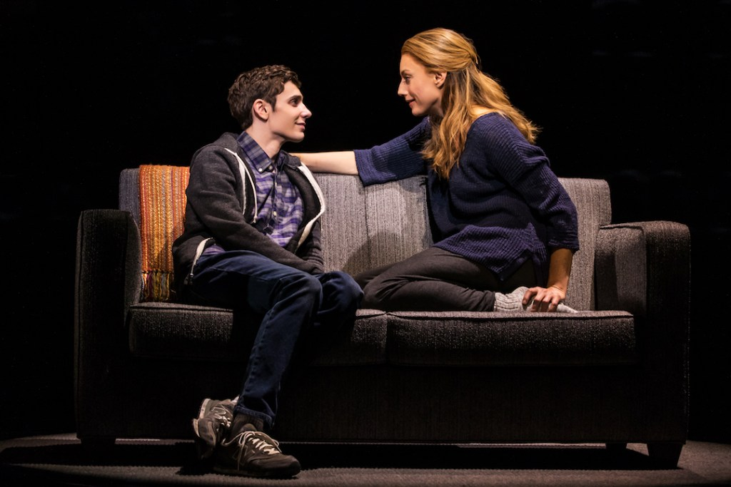 Scene from Dear Evan Hansen in Orange County