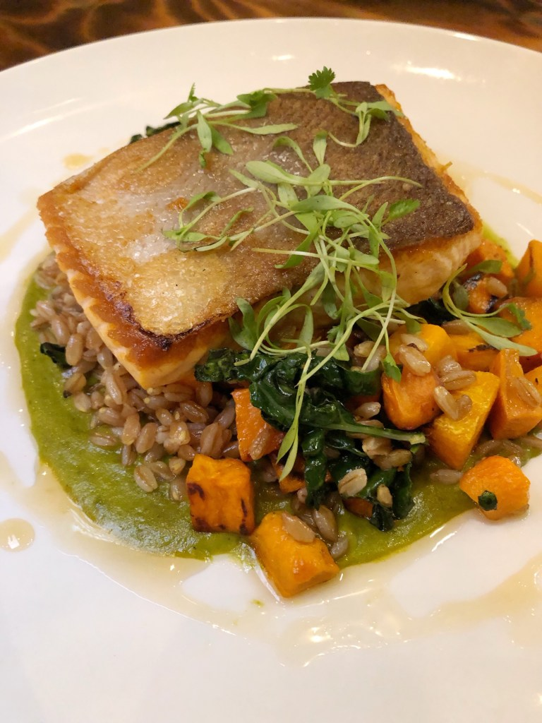 Steelhead Trout at The Patio on 101