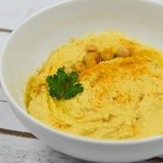 Delicious Turmeric Root Hummus Recipe