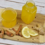 Turmeric Root and Ginger Tea Recipe