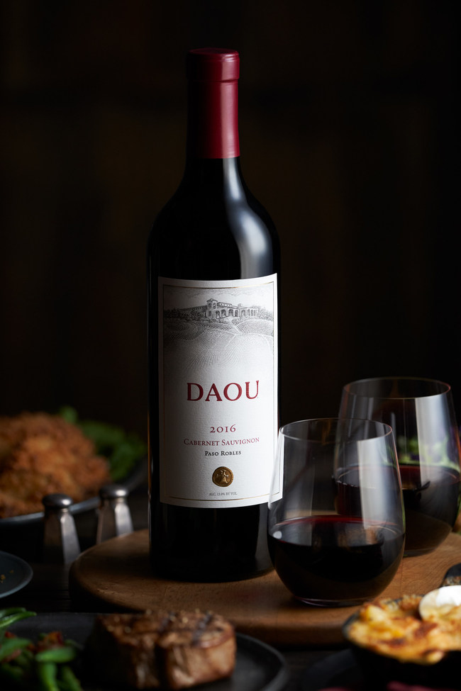 Black Angus Steakhouse-DAOU Vineyards-Winery