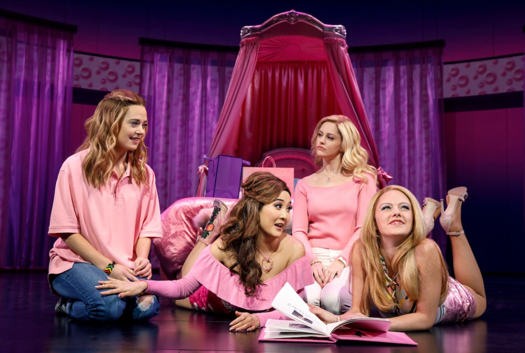 Mean Girls at The Segerstrom Center for the Arts